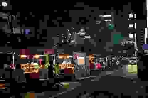 Lều bán đồ ăn đêm - nét văn hóa đặc trưng Hàn Quốc