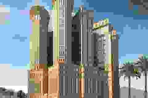 Cận cảnh khách sạn lớn nhất thế giới ở Saudi Arabia