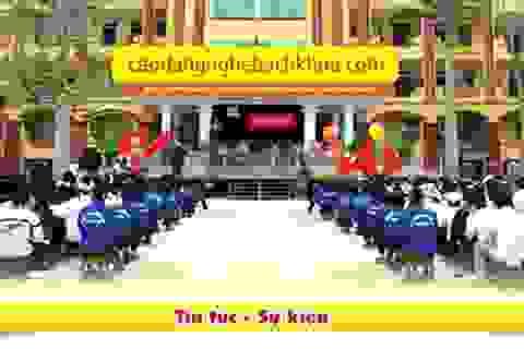 Trường Cao đẳng nghề Bách Khoa xét Tuyển sinh năm học 2015