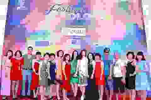 Festival of Color 2015 – Sự kiện đặc biệt của ngành Tóc Việt