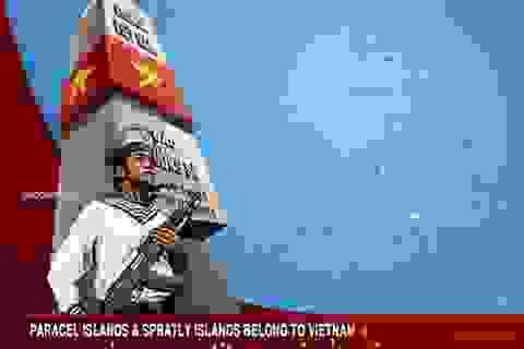 """Trung Quốc xây """"trường thành trên biển"""" không chỉ để bắt cá?"""