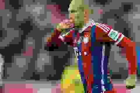 """Bayern Munich 2-0 Freiburg: Chiến thắng áp đảo của """"Hùm xám"""""""
