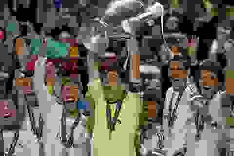 Nhìn lại năm 2014 đầy thăng hoa của Real Madrid