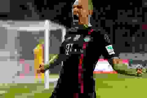 Bayern vô địch lượt đi, Dortmund trở lại nhóm cầm đèn đỏ
