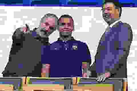 Barcelona sa thải Giám đốc thể thao Zubizarreta