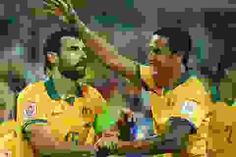 Australia 4-1 Kuwait: Chủ nhà thắng lớn