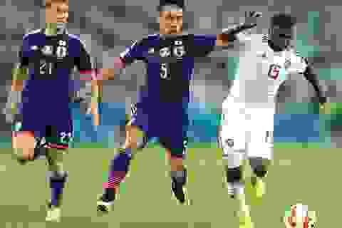 Thua sốc UAE, Nhật Bản trở thành cựu vương