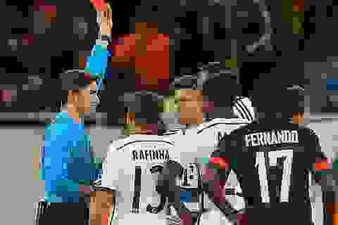 Shakhtar Donetsk 0-0 Bayern Munich: Thiếu bàn thắng, thừa thẻ phạt