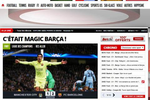 Truyền thông quốc tế ca ngợi Barcelona: Màn trình diễn ma thuật