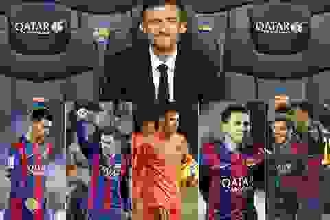 Những điểm nhấn trong sự hồi sinh của Barcelona