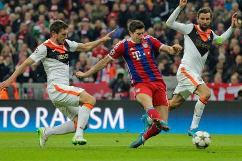 Bayern Munich 7-0 Shakhtar Donetsk: Mưa bàn thắng tại Allianz Arena
