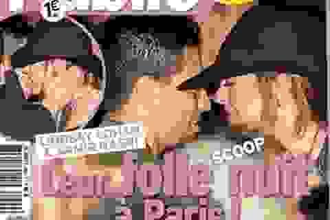 Samir Nasri bị tố trốn bạn gái để qua đêm cùng Lindsay Lohan