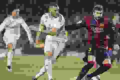 """Dư âm """"siêu kinh điển"""": Tiếc cho Real, lo cho Barca"""