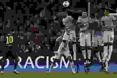 Nhìn lại 90 phút thăng hoa của Messi trước Man City tại Nou Camp