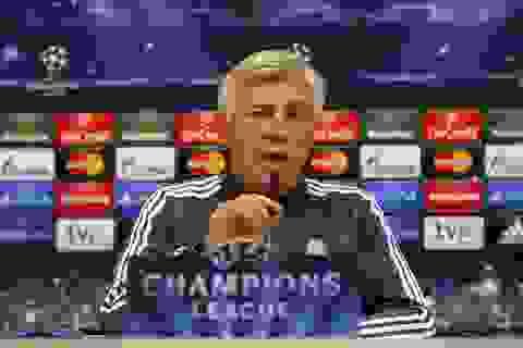 """Ancelotti: """"Atletico là đối thủ phức tạp"""""""