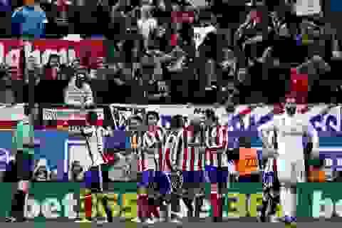 Atletico và Vicente Calderon: Cơn ác mộng của Real Madrid