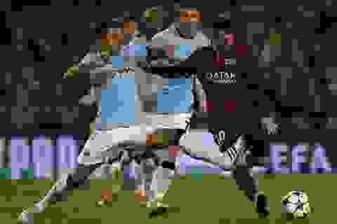 """Messi phải nén đau để thi đấu tại """"Siêu kinh điển"""""""