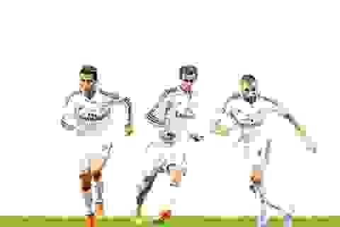 [Infographics] Tình hình Real Madrid qua những con số thống kê