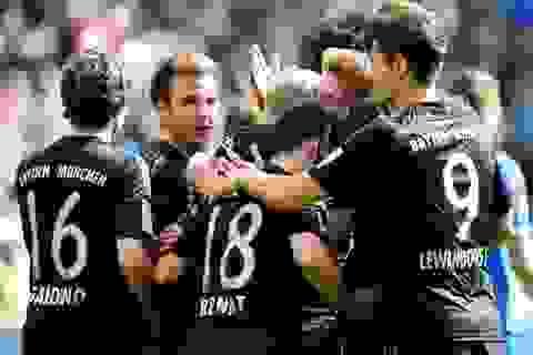 Hoffenheim 0-2 Bayern Munich: Thắng nhưng vẫn lo