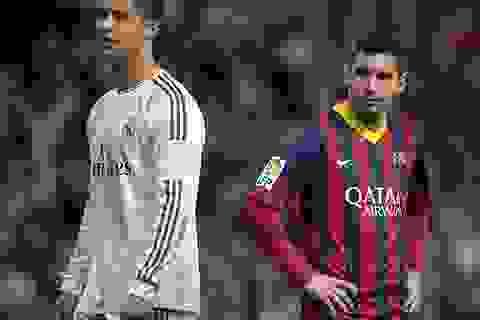 Thống kê: C.Ronaldo giỏi mở tỷ số hơn Messi