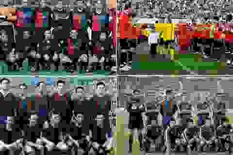 Chùm ảnh: Barca và 23 lần đăng quang La Liga