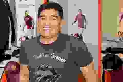 """Maradona: """"Tôi đã cảnh báo, nhưng người ta cho rằng tôi bị điên"""""""