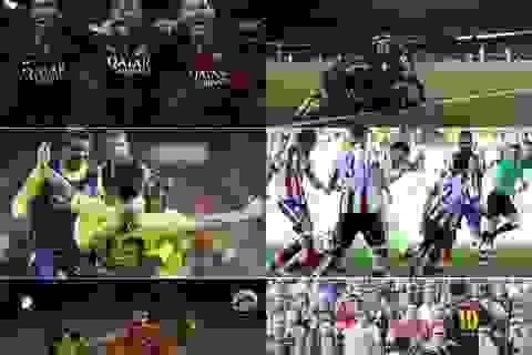 Những khúc cua quyết định thắng bại giữa Barca và Real tại La Liga