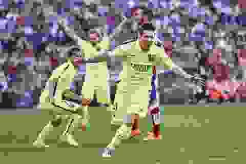 Những khoảnh khắc ấn tượng nhất La Liga 2014-15