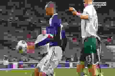 FIFA hối lộ LĐBĐ Ireland để ỉm vụ Henry dùng tay chơi bóng