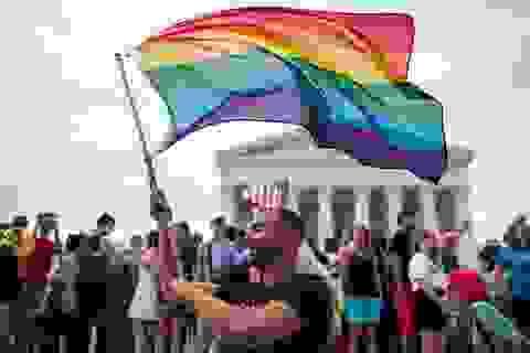 Trên toàn nước Mỹ: Hôn nhân đồng giới không còn là giấc mơ