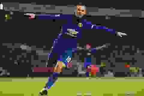 HLV Van Gaal tuyên bố đưa Rooney trở lại vị trí trung phong