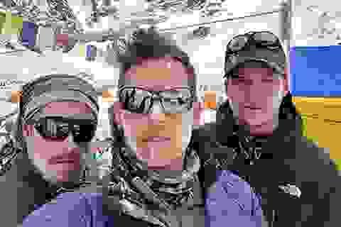 Dân mạng tiếc thương giám đốc trẻ tuổi của Google tử nạn trên đỉnh Everest