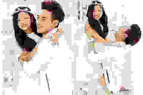 """Cặp """"fashionista"""" anh trai - em gái sành điệu và đáng yêu"""