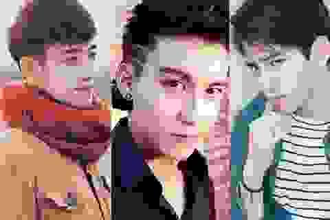 """Web Thái Lan tung bảng xếp hạng """"Top 10 hot boy Việt Nam"""""""