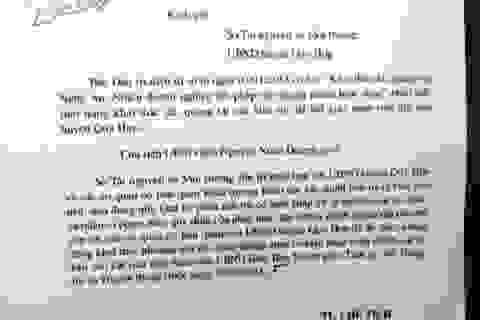 UBND tỉnh Nghệ An chỉ đạo Sở TNMT, UBND huyện Quỳ Hợp kiểm tra vụ việc báo Dân trí phản ánh