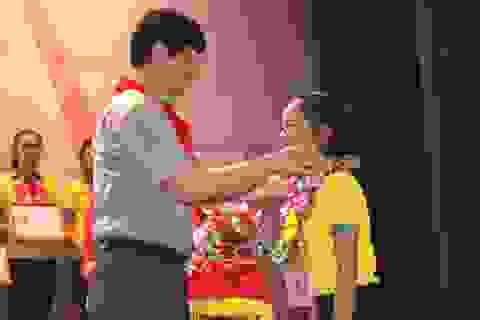 Nghệ An: Biểu dương 150 đại biểu cháu ngoan Bác Hồ toàn tỉnh