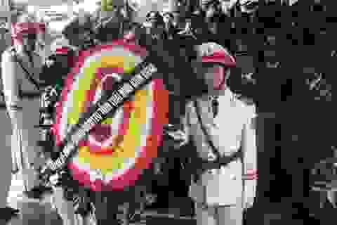 Cử hành lễ tang Thượng tướng Phạm Quý Ngọ