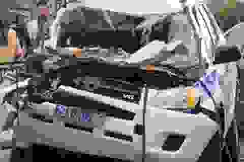Vụ 3 CSGT tử nạn: Xe cảnh sát chạy 160km/h!