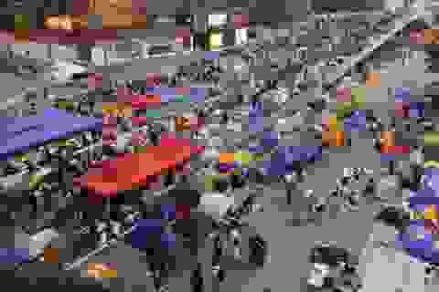 Biểu tình tại Hồng Kông: 1 tháng nhìn lại