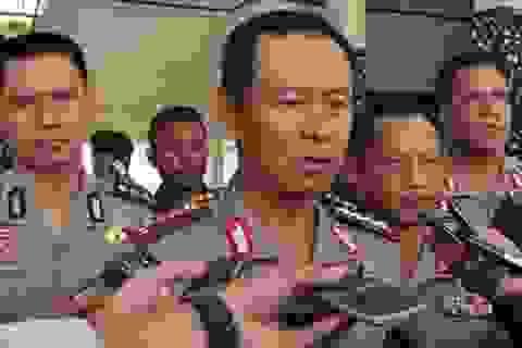 Một điện thoại di động của hành khách AirAsia vẫn phát sóng