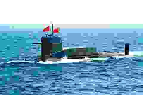 Tàu ngầm hạt nhân Trung Quốc ra đời từ mô hình đồ chơi của Mỹ
