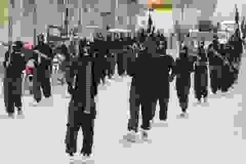 Mỹ và liên quân mới đẩy lùi IS khỏi 1% lãnh thổ chiếm đóng