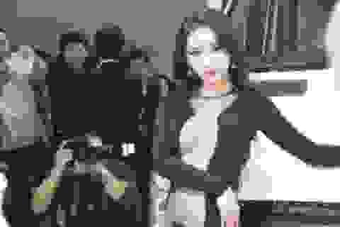Trung Quốc cấm cửa người mẫu nữ tại triển lãm ô tô
