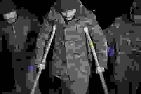 Phe ly khai và quân đội Ukraine trao đổi tù binh