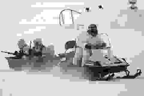"""Nga """"xoay trục"""" lên phương Bắc, sẽ làm chủ Bắc Cực?"""
