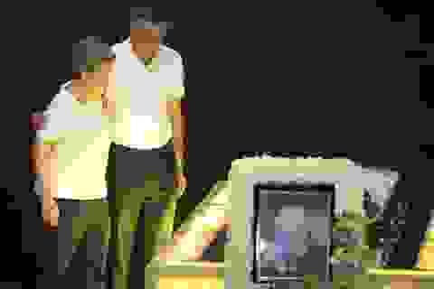 Xúc động lời vĩnh biệt cha của thủ tướng Singapore
