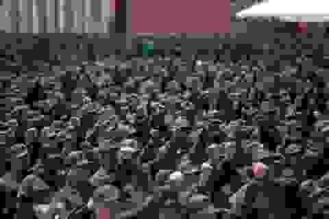 """Venezuela huy động 100.000 người tập trận """"răn đe"""" Mỹ"""