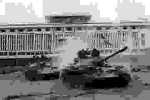Sài Gòn ngày 30/4 qua hồi ức sống động của nhà báo Anh