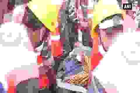 Cứu sống nạn nhân động đất bị vùi lấp 62 giờ