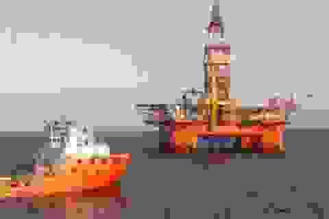 Trung Quốc kéo giàn khoan Hải Dương 981 xuống Biển Đông